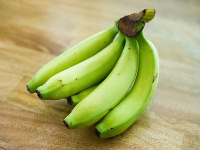 10 lợi ích sức khỏe tuyệt vời của chuối xanh