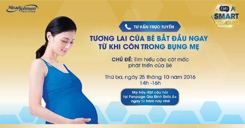 Chuyên gia giải đáp thắc mắc dinh dưỡng khi mang thai
