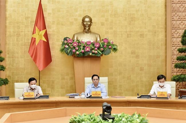 Thủ tướng chủ trì họp trực tuyến toàn quốc với hơn 9.000 xã, phường, xốc lại ''pháo đài'' chống dịch