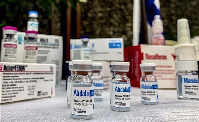 Nghị quyết của Chính phủ về mua vắc xin phòng Covid-19 Abdala do Cuba sản xuất