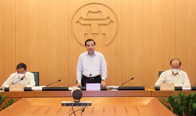 Hà Nội: Thống nhất các nội dung định hướng đề xuất chính sách xây dựng Luật Thủ đô (sửa đổi)
