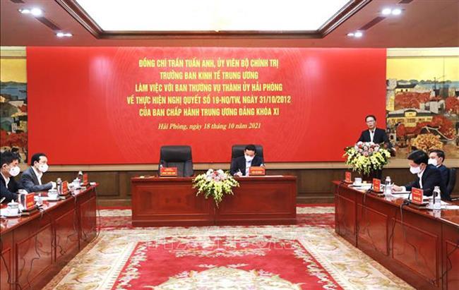 Hoạt động của lãnh đạo Đảng, Nhà nước