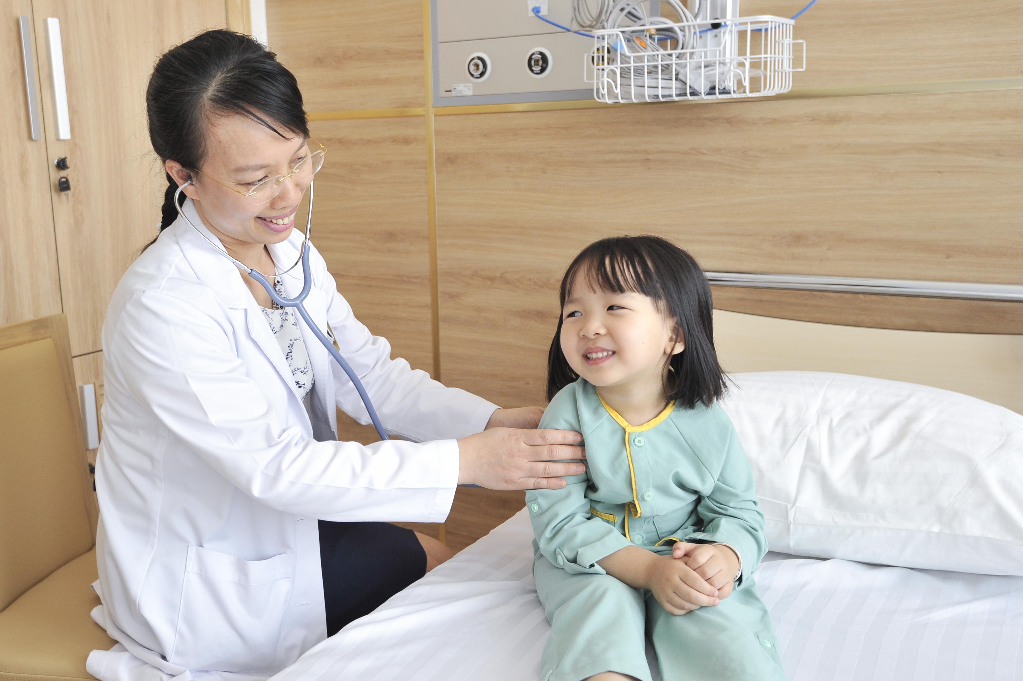 Giải đáp các thắc mắc của bố mẹ về bệnh hô hấp ở trẻ